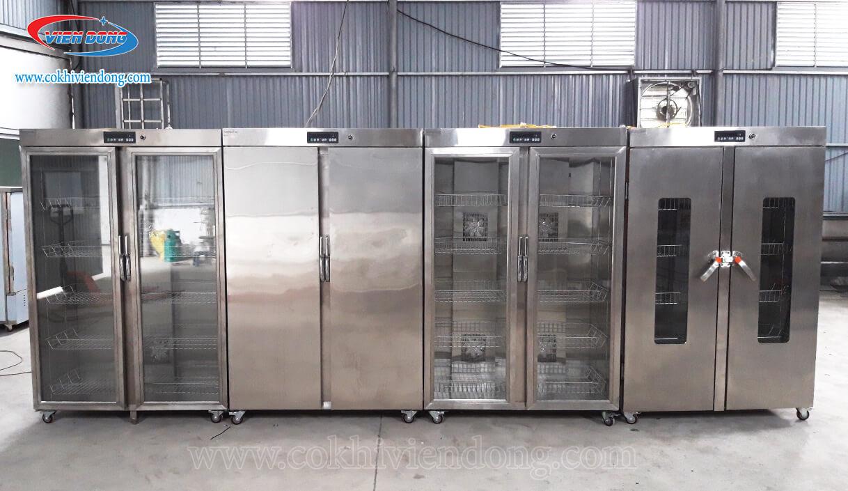 Các dòng máy tủ sấy bát đũa Viễn Đông
