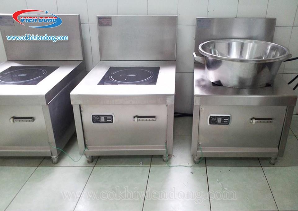 Bếp từ công nghiệp tại Hà Nội