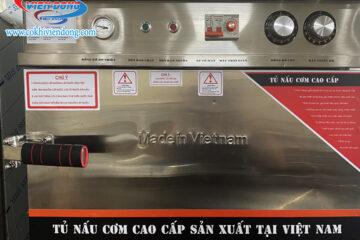 Hướng dẫn sử dụng tủ nấu cơm công nghiệp bằng điện hiệu quả